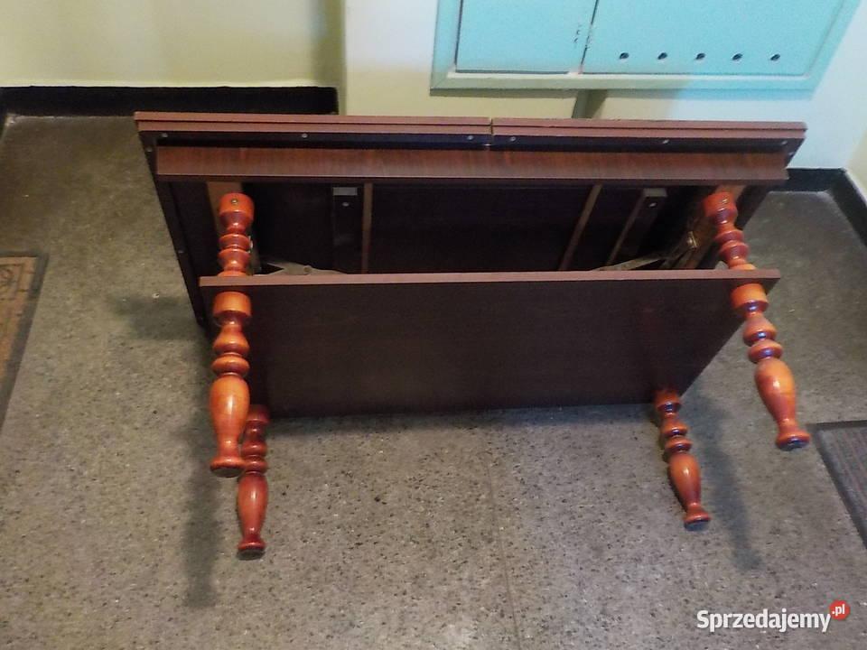 stół ława  ławo-stół  rozkładany   super  wykonczenie