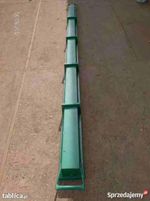 Forma stalowa do produkcji słupków do siatki 3 m Golub-Dobrzyń