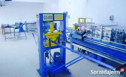Oryginał maszyna do profilowania blach - Sprzedajemy.pl CA62