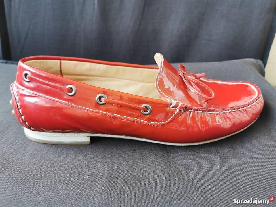 Buty damskie skórzane eksklusywne SIOUX rozm.41 Super stan