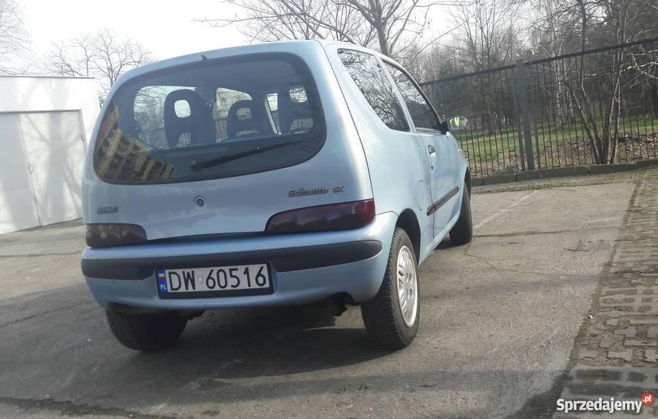 Fiat Seiceto 11 WSPOMAGANIE ELSZYBY 2001 WROCŁAW immobilizer Wrocław