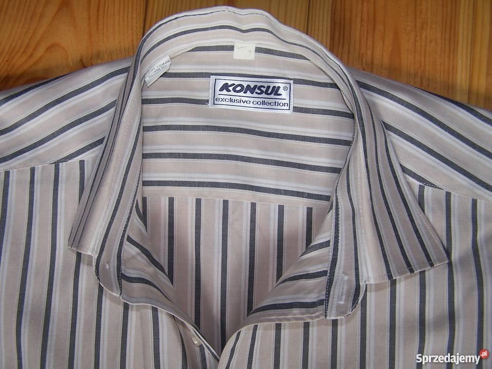 Koszula z krótkim rękawem Konsul Białystok Sprzedajemy.pl  UMuA5