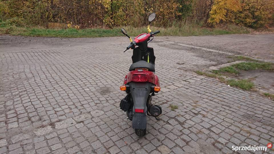 TGB ORION 101S skuter 50 tanio benzyna Mysłowice