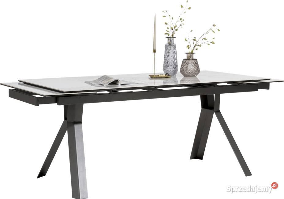 Rozkładany stół Glasgow 180cm Xooon