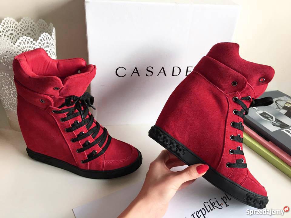 Casadei Sneakersy logowane 1:1 36 42 od ręki!!