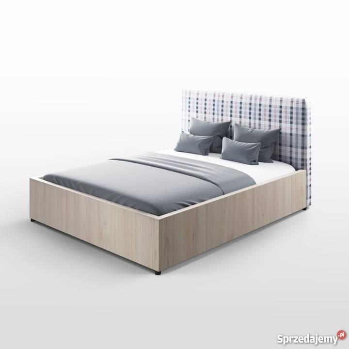 łóżko Comfortbe Shine Z Pojemnikiem 140x200