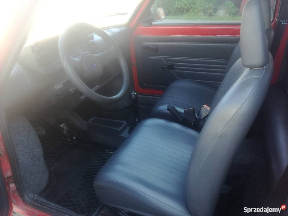 Fiat 126p Maluch 1999 r podlaskie Szepietowo