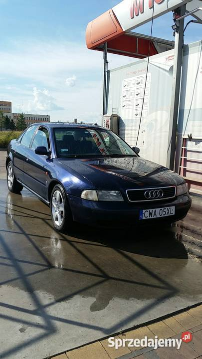 Audi a4 b5 2.6 v6 Lpg