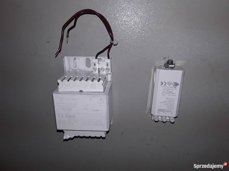 Nowy Zasilacz Transformator 230v 12v Lamp Ledowych Led Smd Z