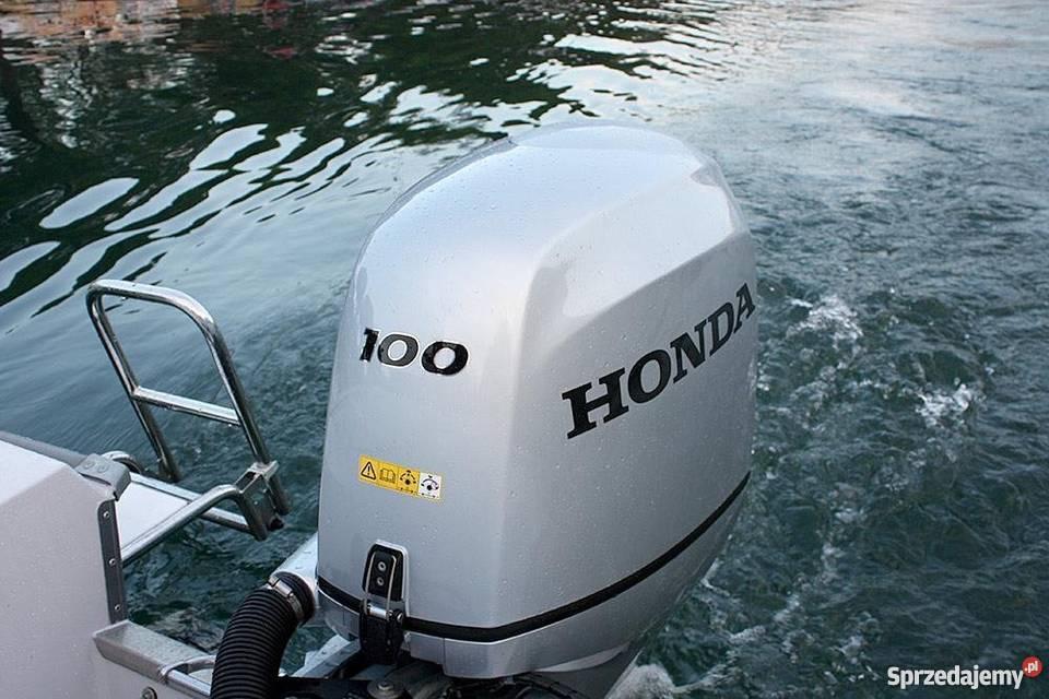 Silnik zaburtowy Honda BF 100 LRTU