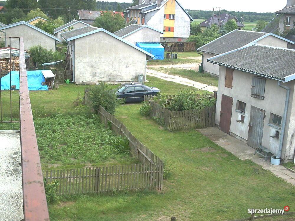 mieszkanie na mazurach 57m2 Ostróda