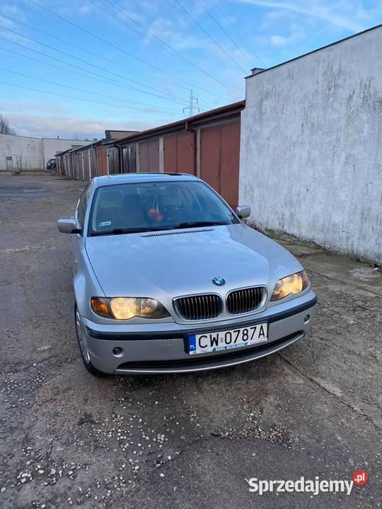 BMW E46 2.2 2004r.