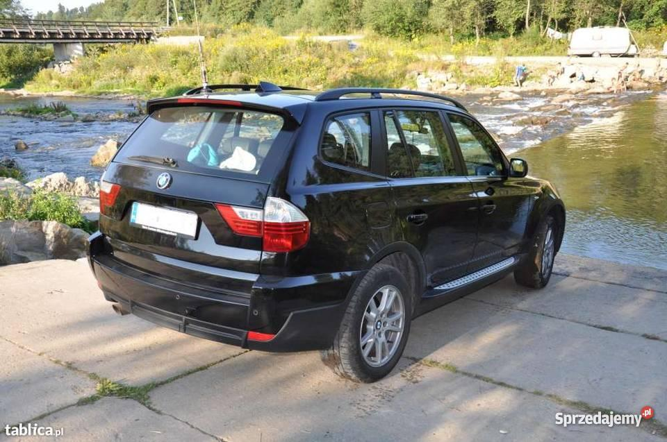 bmw x3 sk ra nawigacja panorama dach parktronic. Black Bedroom Furniture Sets. Home Design Ideas