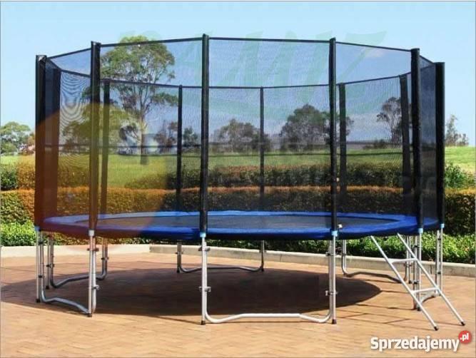 Cudowna trampolina dla dorosłych - Sprzedajemy.pl ZH25