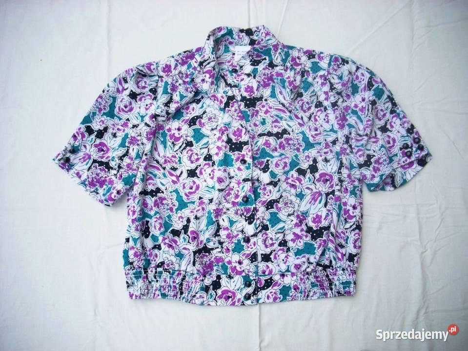 Bluzka Koszula Bomberka Bufki J nowa 40 42 Nowy Sącz  vTjJy