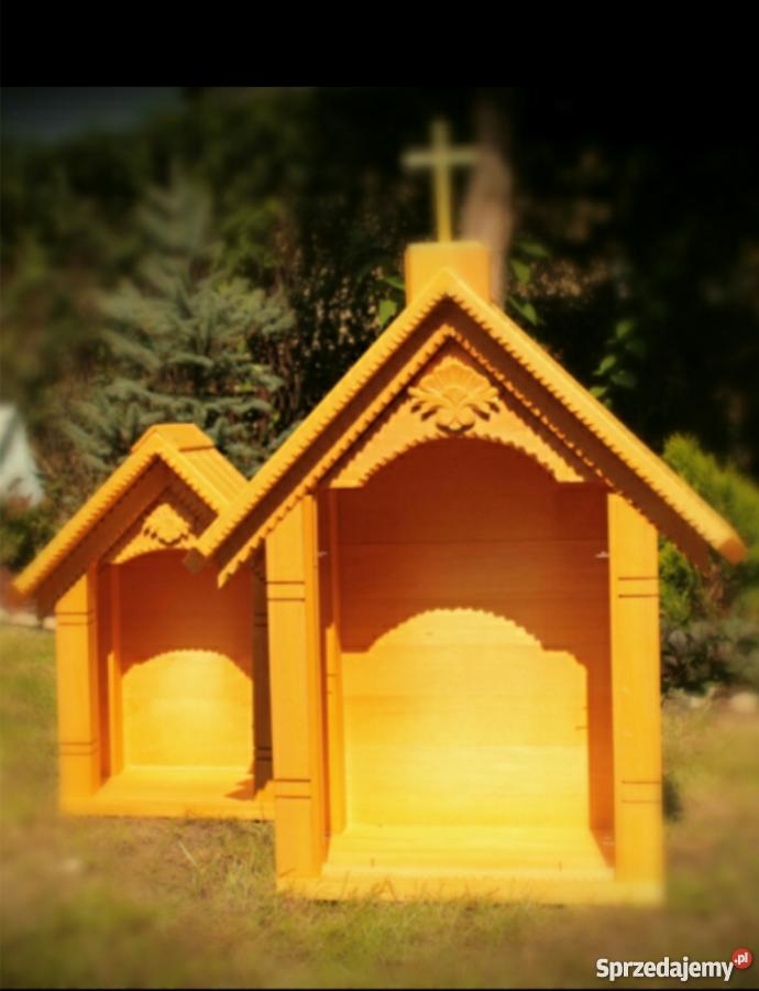 Kapliczka Drewniana Góralska