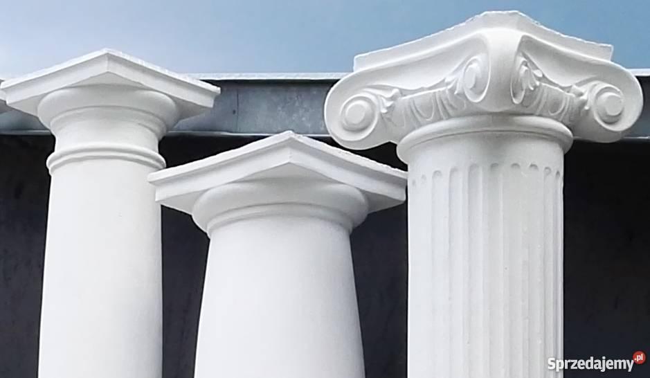 Góra kolumny betonowe cena - Sprzedajemy.pl OF42