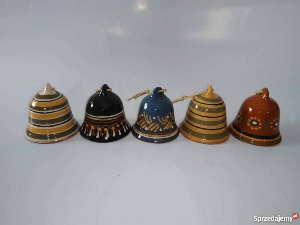 Dzwonek ceramiczny 2 Sztuka współczesna Łysa Góra