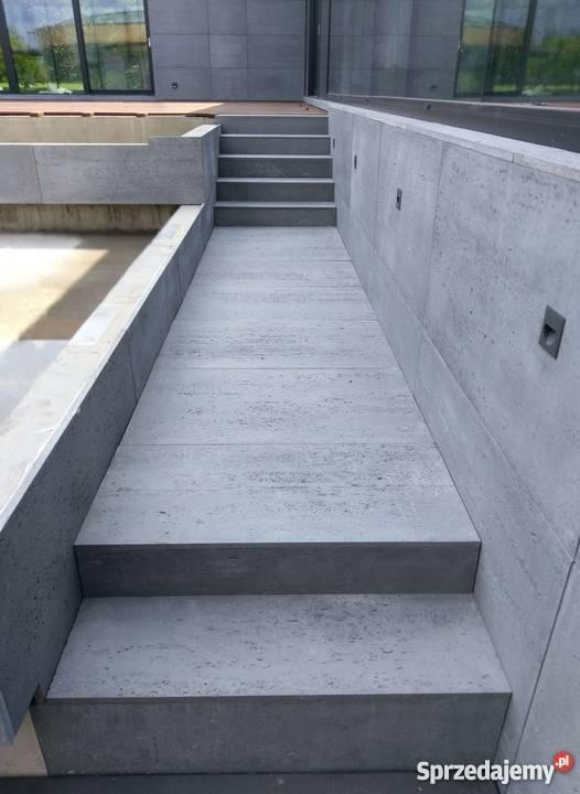 Beton architektoniczny płyty z betonu 1 w Polsce Kraków