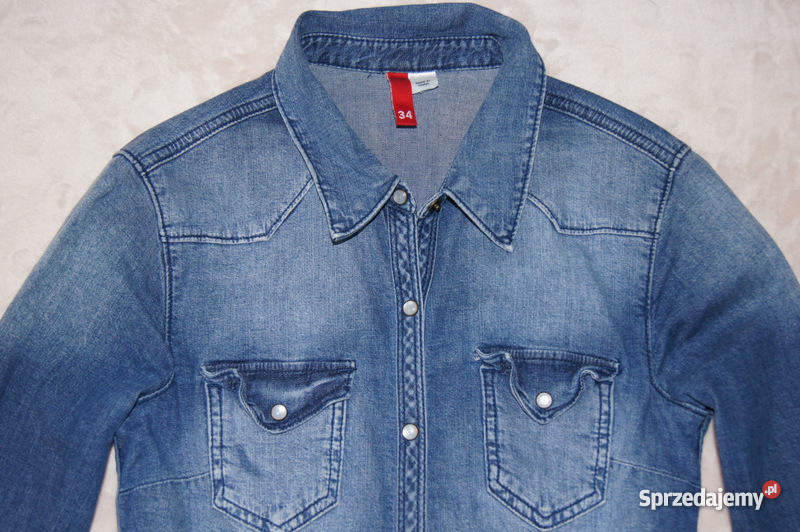 Koszula jeansowa H&M 34 Sprzedajemy.pl  yFh7o