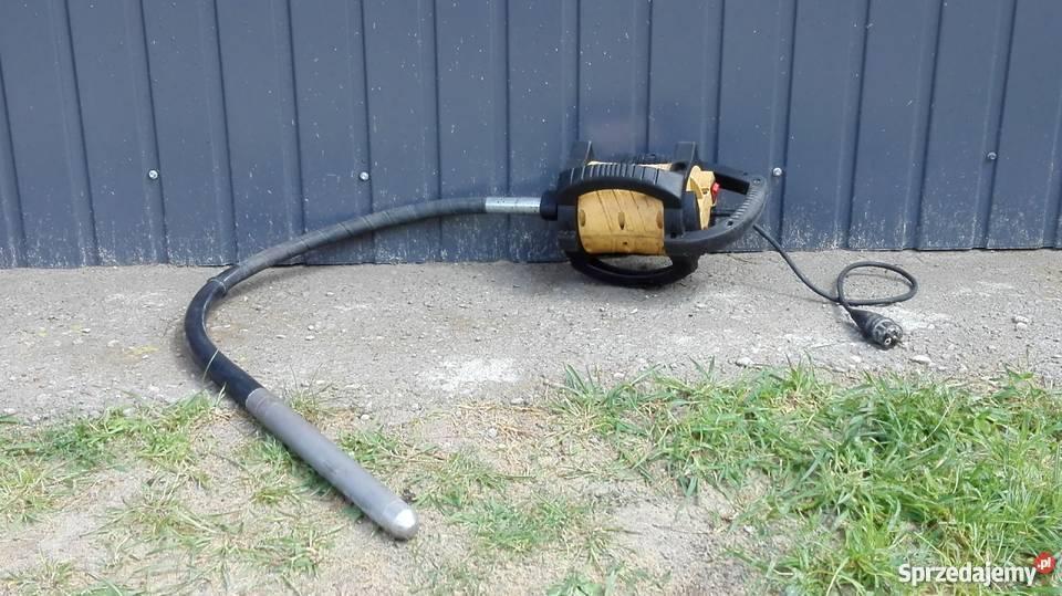 Wibrator do betonu zagęszczarka buława Enar Dingo