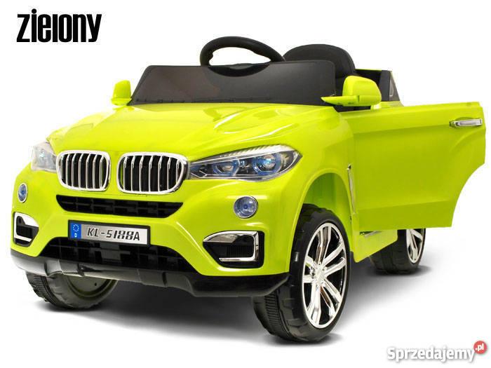 Auto na akumulator wersja X6pilot otwierane Piekoszów