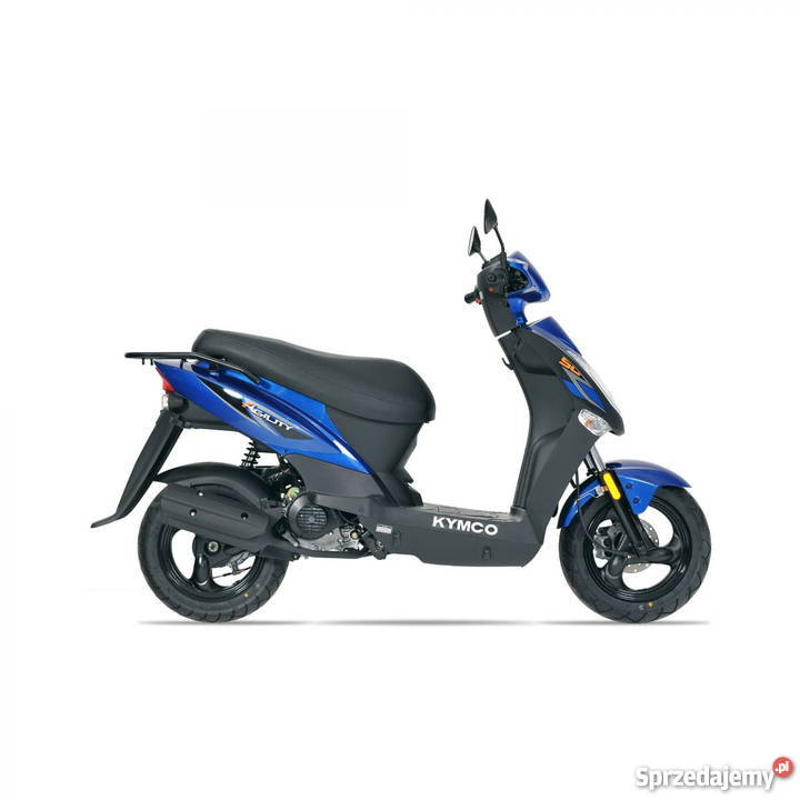 Kymco AGILITY - EURO 4 - 50cc skuter wysyłka Polska