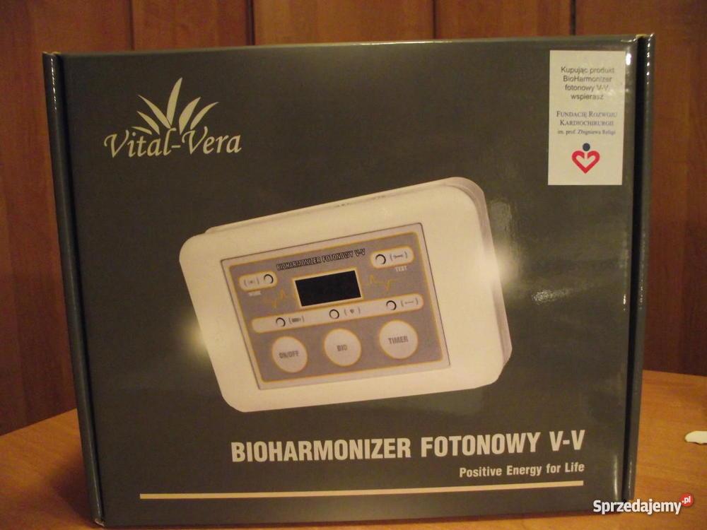 bioharmonizer fotonowy vv Bydgoszcz