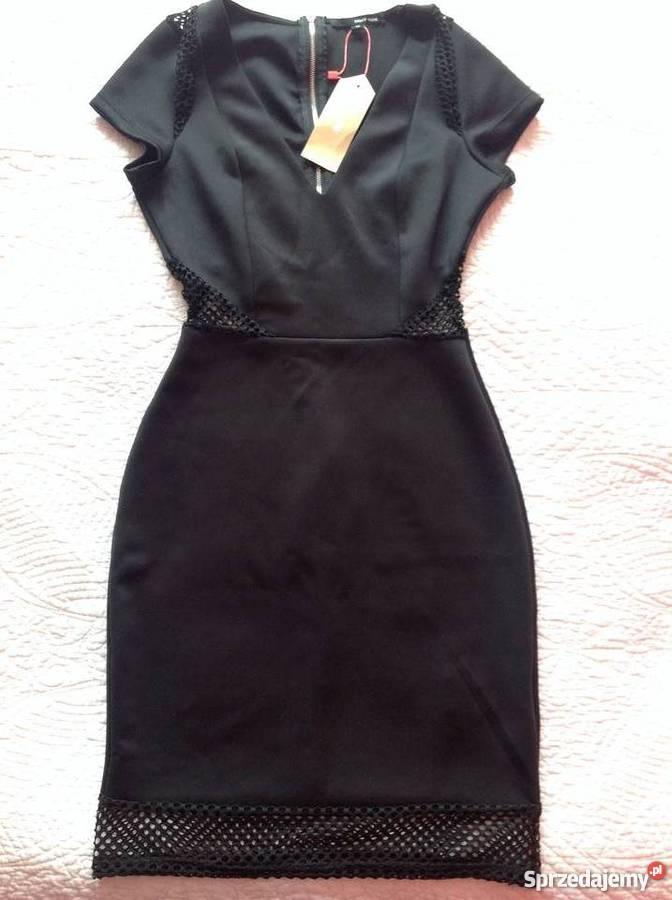 8befd53079 Nowa mała czarna na każda okazje Rozmiar 38(M) Spódnice i sukienki Sulęcin