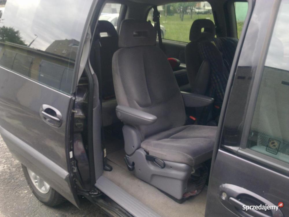 Chrysler Grand Voyager światła przeciwmgłowe