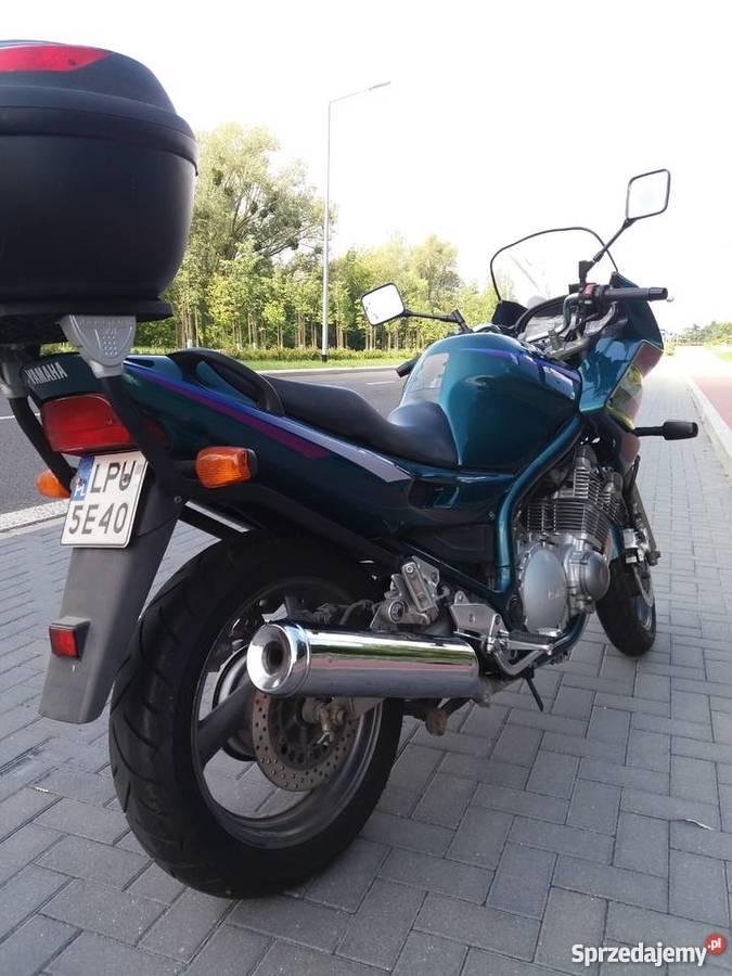 Yamaha xj 900 Puławy - Sprzedajemy.pl