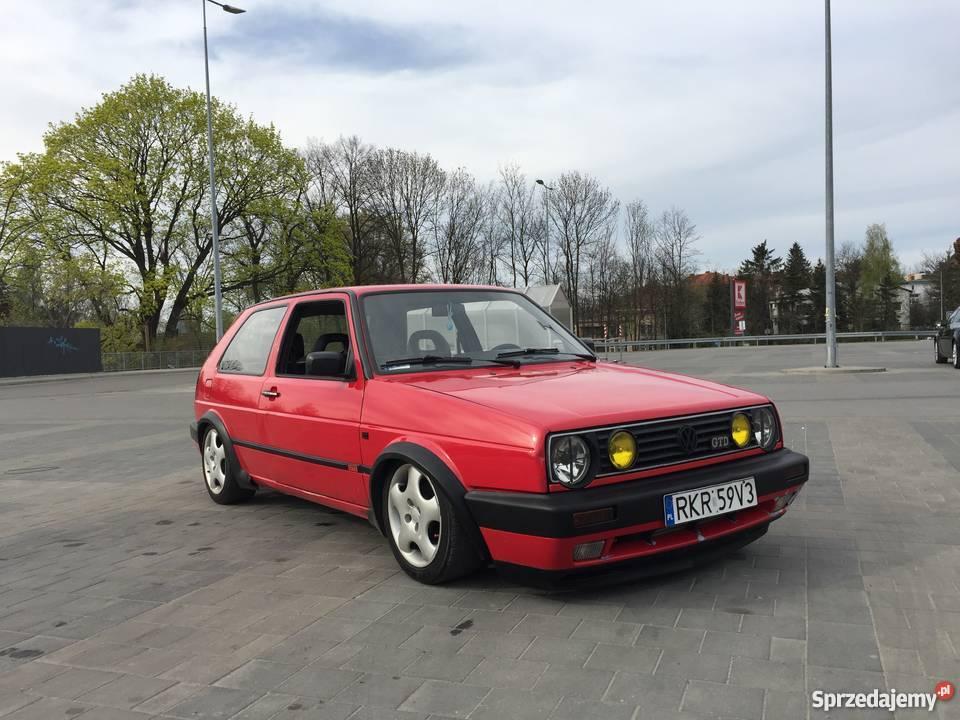 Volkswagen Golf Mk2 16 tdic Golf Krościenko Wyżne sprzedam