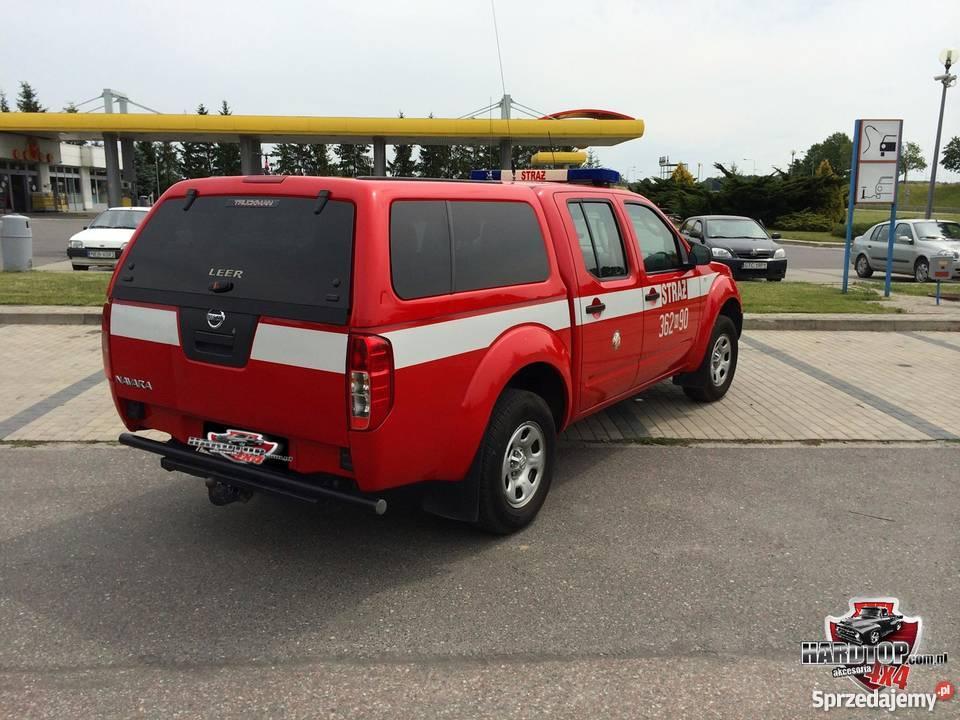 Zabudowa Hardtop Nissan Navara D40 15 Paslek Sprzedajemy Pl