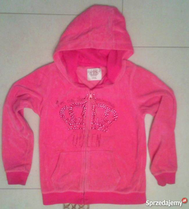 bluza warsaw różowa