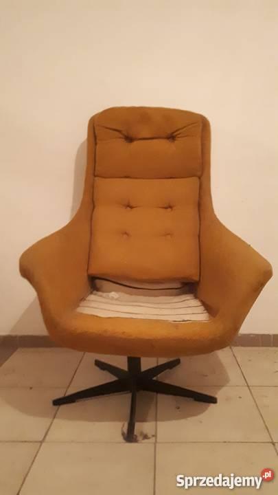 Fotel Obrotowy Prl Sprzedajemypl