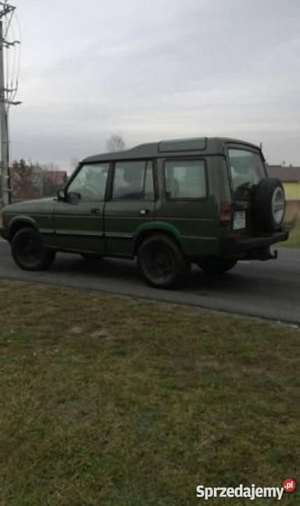 Land Rover discovery 25tdi Lubartów sprzedam