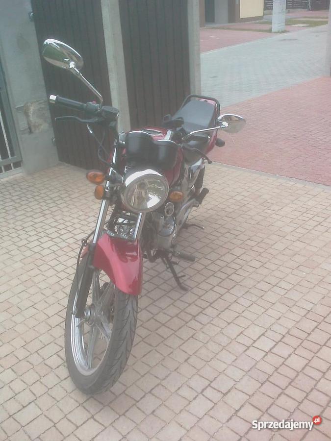 Zumico GR 500 Motorower śląskie Katowice