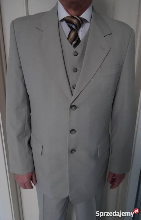 7a4ab0e95bc5d jasne garnitury męskie - Sprzedajemy.pl