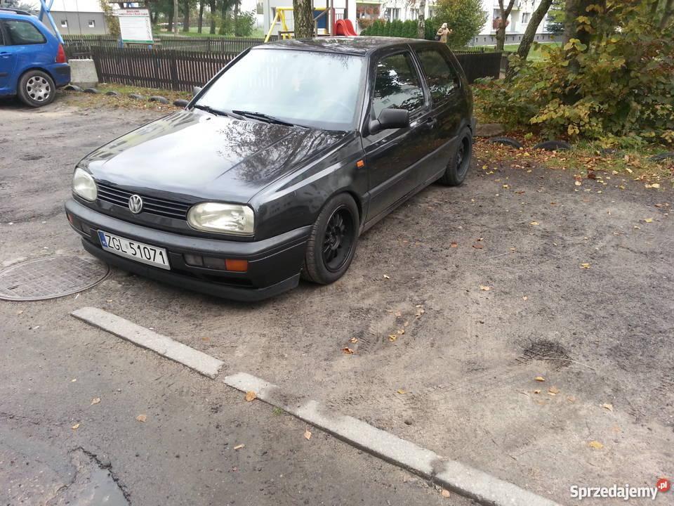 Bardzo dobryFantastyczny Golf 3 gwint Nowogard - Sprzedajemy.pl DB43