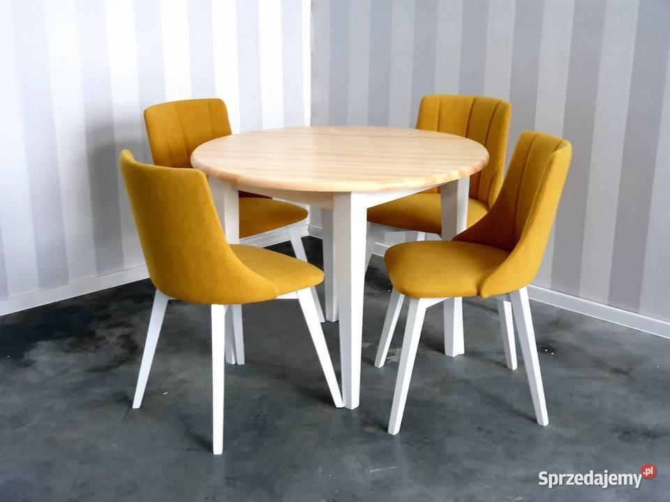 Krzesło fotelik tapicerowane