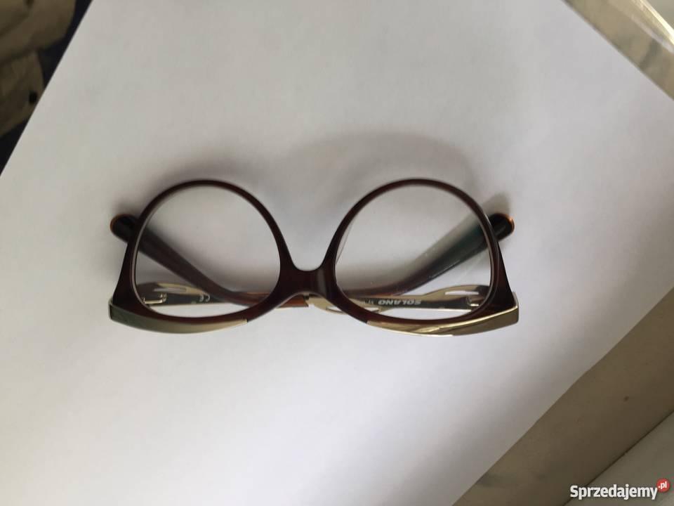 61681607d3dd14 oprawki okulary Solano mazowieckie Warszawa sprzedam
