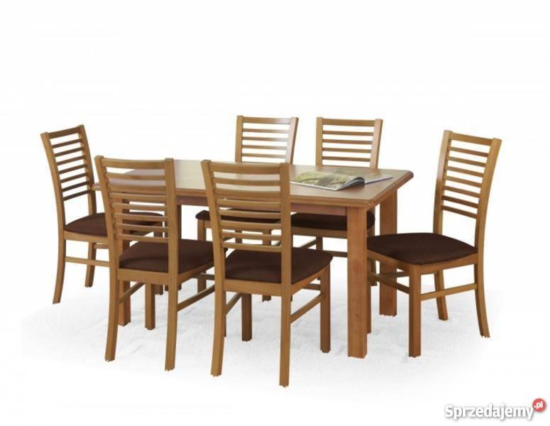 Krzesło Drewniane Nowoczesne Stylowe Producent