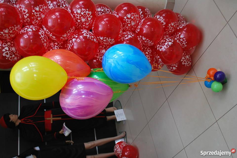 BALOMANIA Balony Z Helem Poczta Balonowa z Wrocław