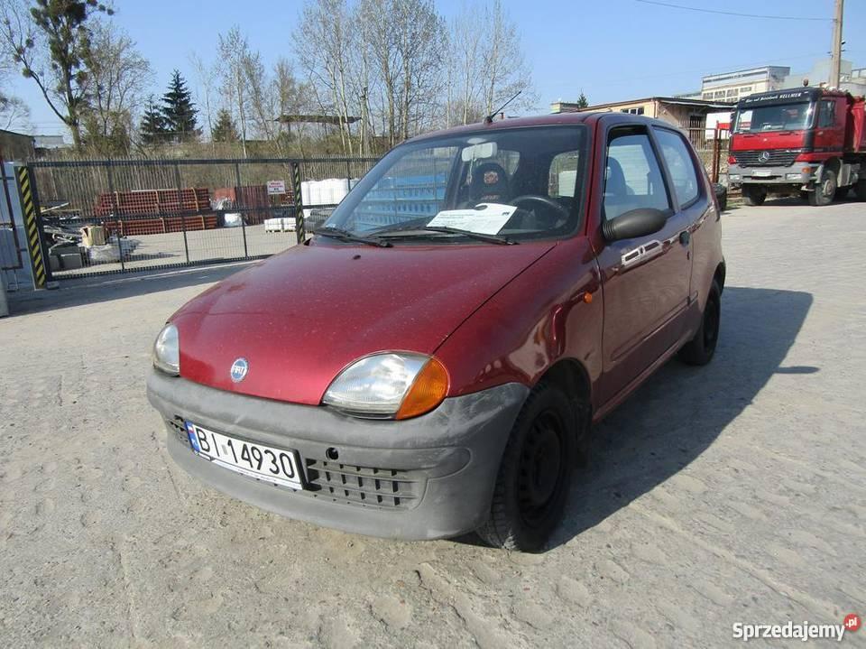 Fiat Seicento 899 899cm3 Białystok sprzedam