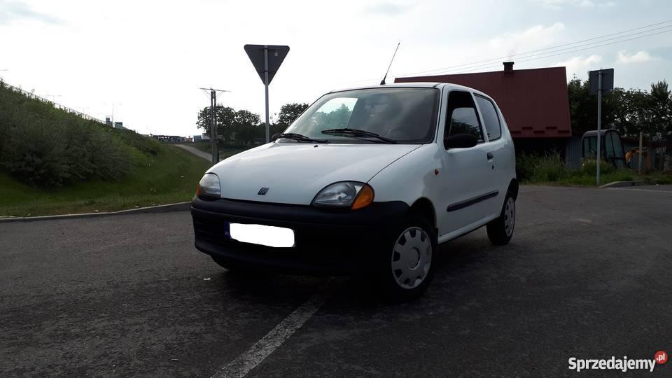 TANIO Sprzedam Fiat Seicento 900 ccm OKAZJA