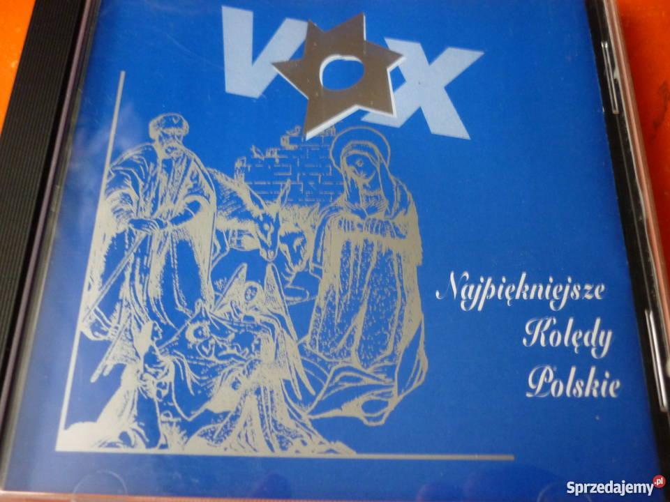 Płyta CD Vox Najpiękniejsze Kolędy Polskie sprzedam