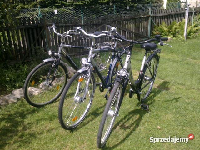 Markowe Rowery z Niemiec TREKKINGOWY PEGASUS 28 Trekkingowe Sport i Wypoczynek kujawsko-pomorskie Toruń