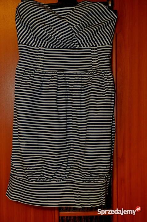 02abb652cf Marynarska sukienka Gniezno - Sprzedajemy.pl