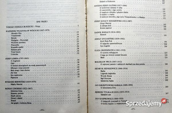 Baśnie Polskie Proza i poezja Gniezno
