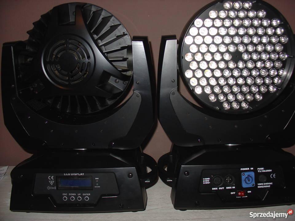 Stroboskop RGB LED Dzierżążno sprzedam